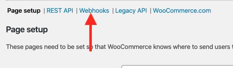 Webhooks.