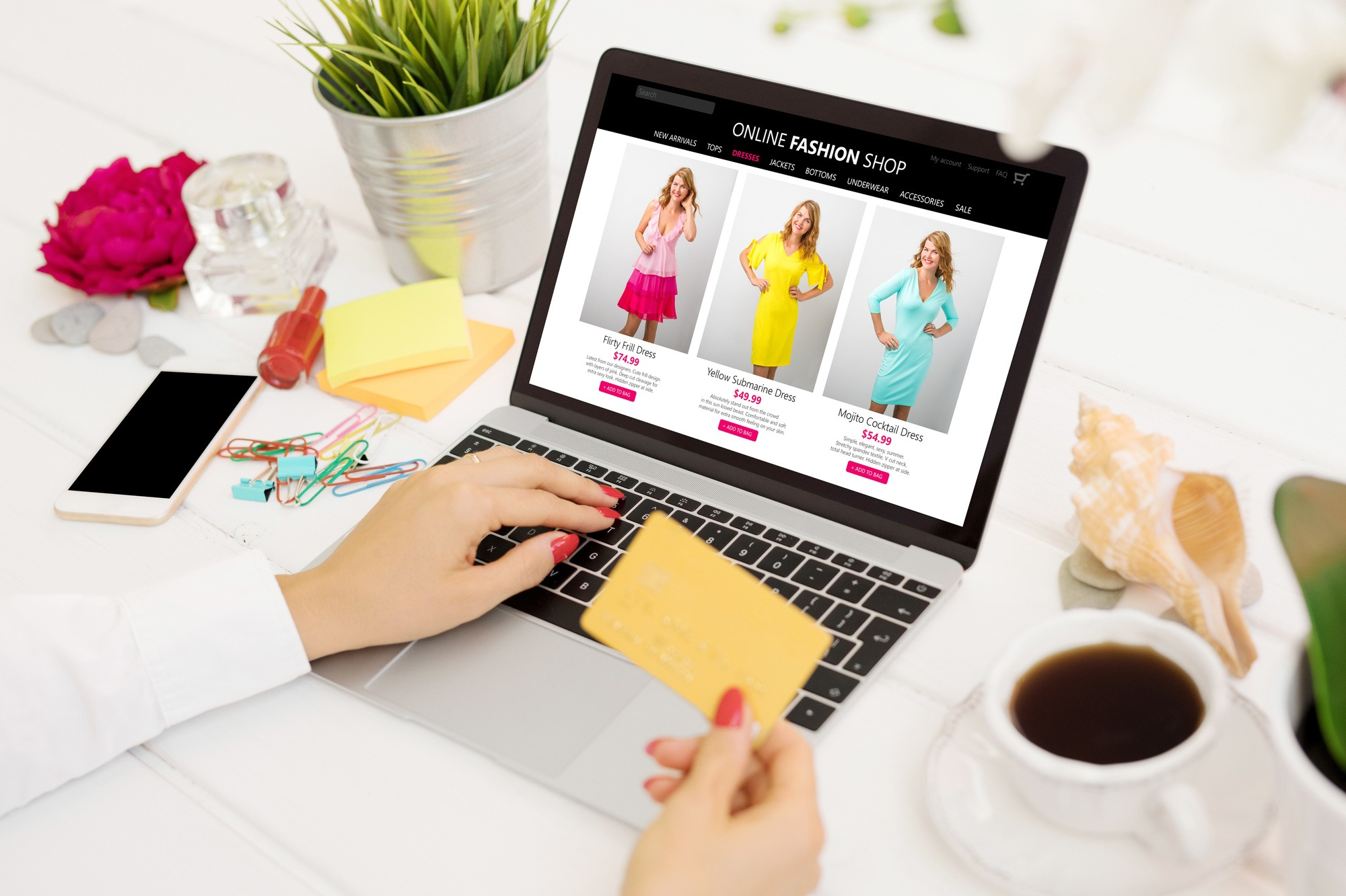 5 ways to increase more traffic to your online store.