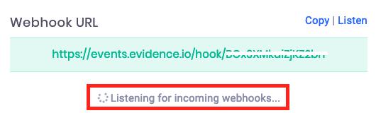 listening-for-webhook
